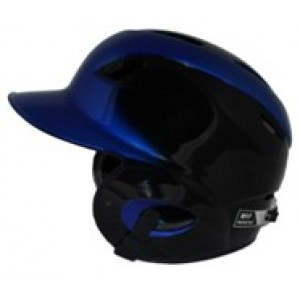 MVP Dial Fit Batting Helmet-Black/Royal