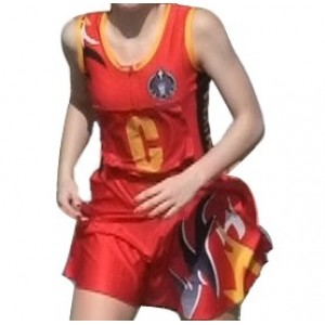Emmsee Sportswear Netball Uniforms