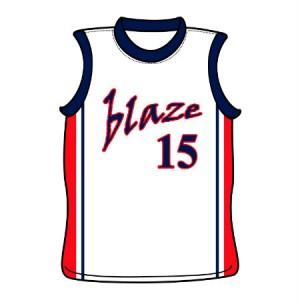 Emmsee Sportswear Basketball Singlet