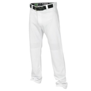 Easton Mako2 Baseball Pants-White