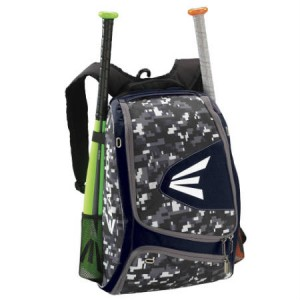 Easton E100XLP Backpack-Black/Camo