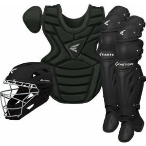 Easton M7 Catchers Gear Set-Intermediate-Black