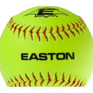 Easton STB11Y 11 inch Soft Core Softball-Dozen