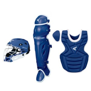 Easton M7 Catchers Gear Set- Female Intermediate-Royal