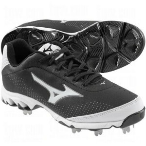 Mizuno 9-Spike Vapor Elite 7 Cleats-Size 8.5