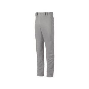 Mizuno Premier Pro Youth Baseball Softball Pants-Grey