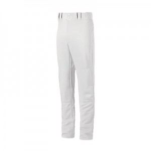 Mizuno Premier Pro Baseball Softball Pants-White