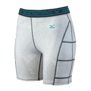 Mizuno Hazard Sliding Short Women
