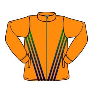 Emmsee Sportswear Tracksuit Top