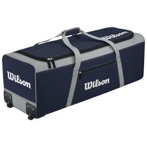 Wilson Wheeled Catchers Gear Bag