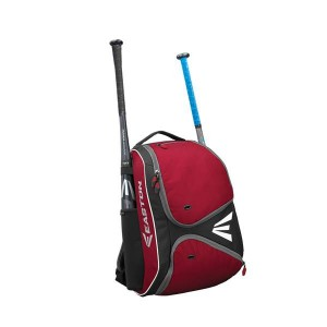 Easton E210BP Backpack-Black/Red