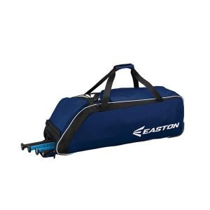 Easton E510W Wheeled Bag-Navy