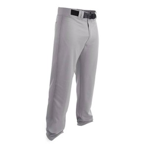 Easton Rival 2 Youth Pants-Grey