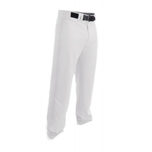 Easton Rival 2 Pants-White-Youth