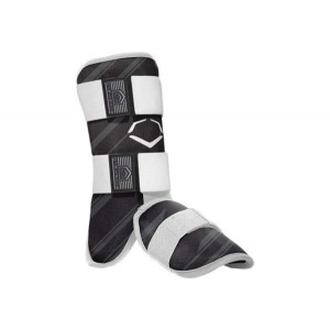 EvoShield Speed Stripe Batter's Leg Guard-Black