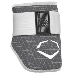 EvoShield EvoCharge Batter's Elbow Guard-Grey