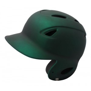 MVP Dial Fit Batting Helmet-Green Matte