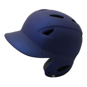 MVP Dial Fit Batting Helmet-Navy Matte