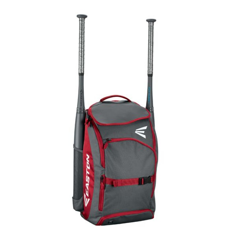 Easton Prowess Backpack (Red)
