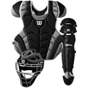 Wilson C1K Catcher's Gear Set Intermediate*