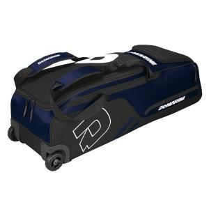 Demarini Momentum Wheeled Bag-Navy