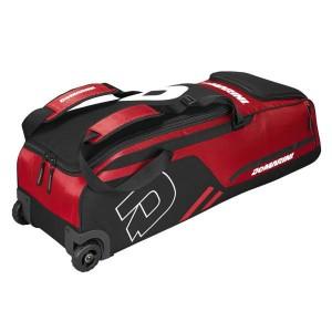 Demarini Momentum Wheeled Bag-Red