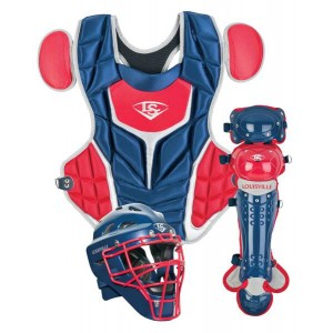 Louisville Slugger Series 5 youth set(Navy/Red) *******