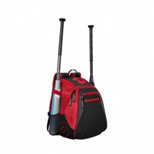 DeMarini Voodoo Junior Backpack (Scarlet)