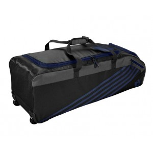 DeMarini Momentum Wheeled Bag 2.0 (Navy)