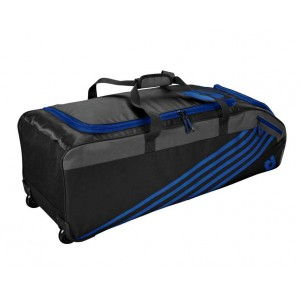 DeMarini Momentum Wheeled Bag 2.0 (Royal)