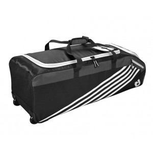 DeMarini Momentum Wheeled Bag 2.0 (Team White)