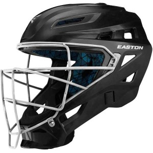 Easton Gametime Catcher's Helmet (Black)