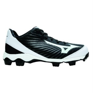 Mizuno 9 Spike Advanced Franchise 9-Black/White
