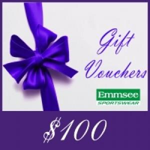 Emmsee Gift Voucher $100
