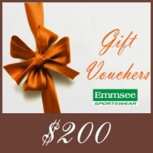Emmsee Gift Voucher $200