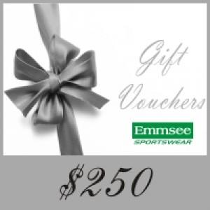 Emmsee Gift Voucher $250
