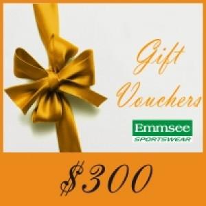Emmsee Gift Voucher $300