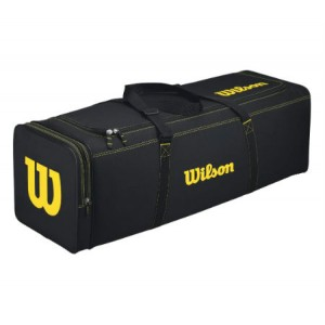Wilson Catchers Gear Bag-Black