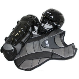 MVP Catchers Gear Set-Intermediate