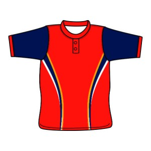 Emmsee Sportswear Slicker-Batting Top