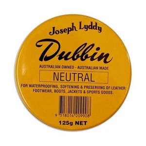 Dubbin Leather Conditioner