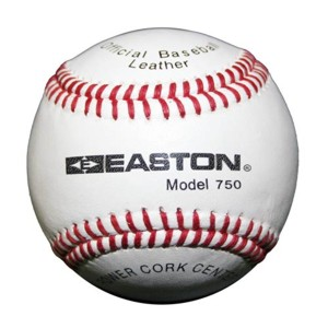 Easton 850W 9 inch Wet Weather Baseball-Dozen