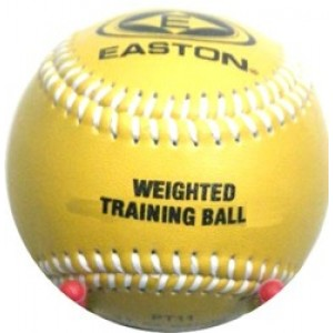 Easton 12 inch Weighted Training Softball