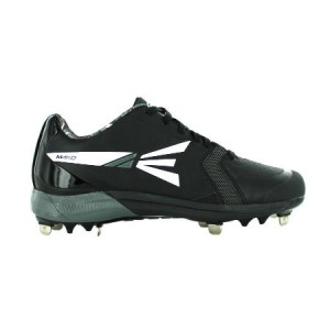 Easton Mako Metal Cleats-Grey-Size 7.5