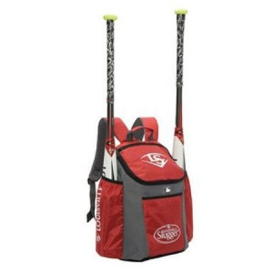 Louisville Slugger EB Series 3 Stick Back Pack Red