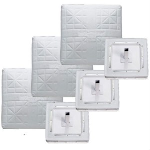 MVP Pro Base with Anchors-Set of 3