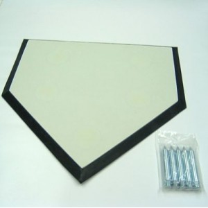 Reliance Home Plate Rubber