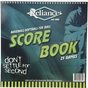 Reliance Score Book