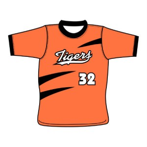 Emmsee Sportswear T-Ball Top