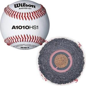 Wilson A1010 HS1-SST 9 inch Baseball-10 Dozen